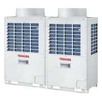 Dàn nóng điều hòa trung tâm Toshiba Heat Pump Inverter AP2416HT 24HP 2 chiều