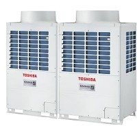 Dàn nóng điều hòa trung tâm Toshiba Heat Pump Inverter AP2616HT 26HP 2 chiều