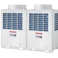 Dàn nóng điều hòa trung tâm Toshiba Heat Pump Inverter AP3216HT 32HP 2 chiều