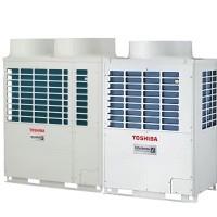 Dàn nóng điều hòa trung tâm Toshiba Heat Pump Inverter AP3616HT 36HP 2 chiều