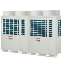 Dàn nóng điều hòa trung tâm Toshiba Heat Pump Inverter AP4016HT 40HP 2 chiều