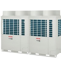 Dàn nóng điều hòa trung tâm Toshiba Heat Pump Inverter AP4216HT 42HP 2 chiều