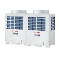 Dàn nóng điều hòa trung tâm Toshiba Heat Pump Inverter AP2226HT 22HP 2 chiều