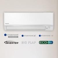 Điều hòa treo tường Panasonic CU/CS-XPU18XKH-8 18.000BTU - Loại 1 chiều, Inverter (Tiêu chuẩn)