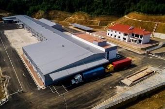 Nhà máy chế biến nông sản sạch công nghệ cao Vân Hồ - Sơn La