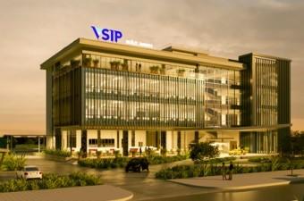 Tòa nhà điều hành VSIP tại Bắc Ninh